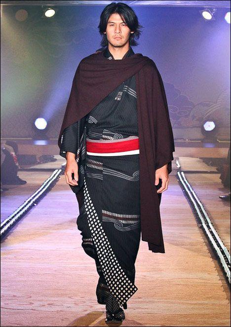 Jotaro Saito AW Kimono
