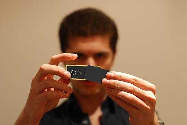 A camera called Lowdi on Behance