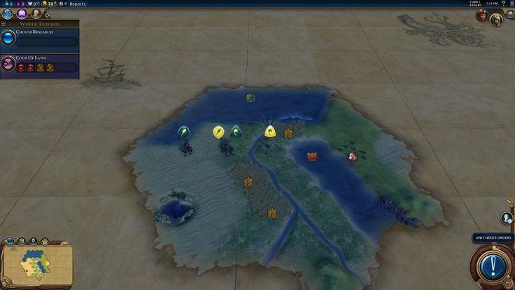 Arabia TSL Earth silly spawn #CivilizationBeyondEarth #gaming #Civilization #games #world #steam #SidMeier #RTS