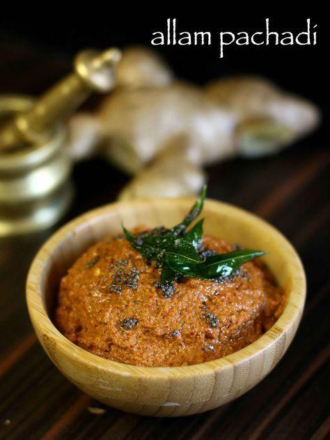 ginger chutney recipe
