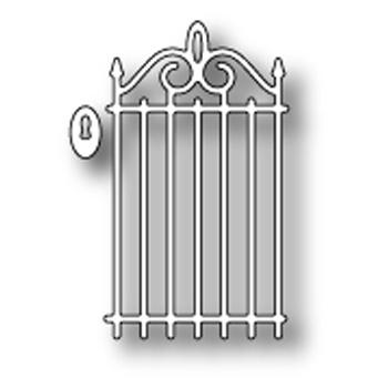 Memory box - iron gate