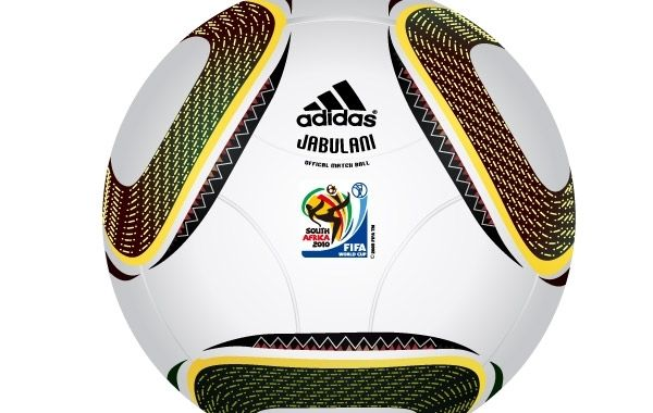 Fifa 2010 World Cup Ball Vector In 2020 Car Bumper Ball Tool Box