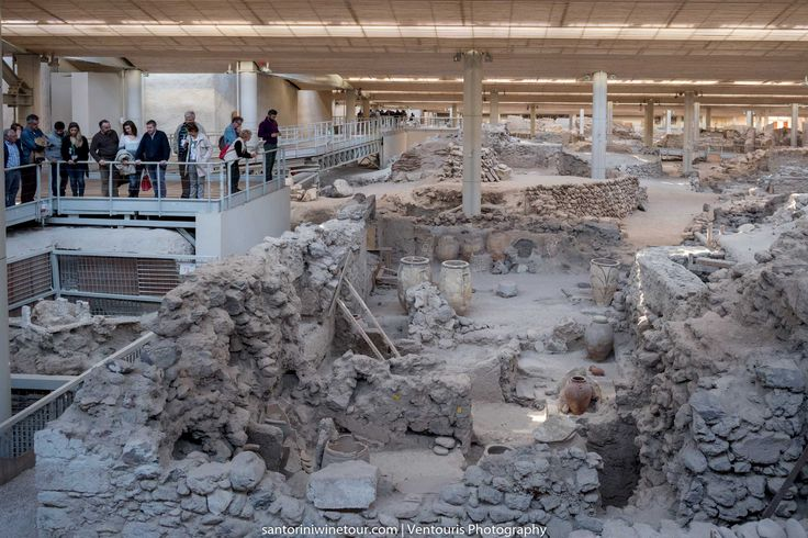 #Akrotiri Archaeological site