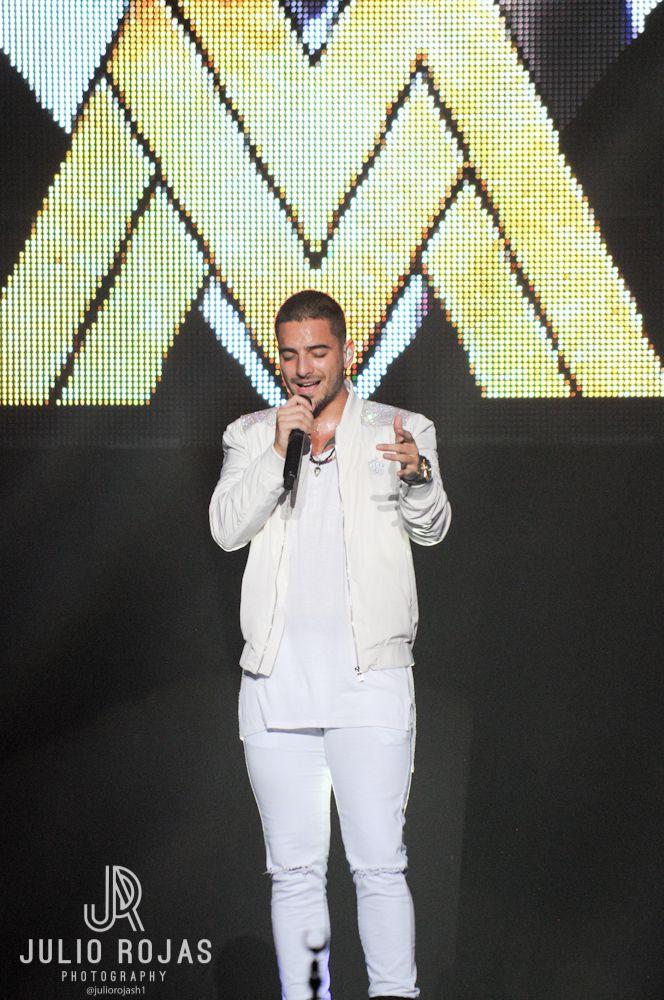 """Con gran éxito, culminó el cantante colombiano las tres presentaciones en nuestro país como parte de su gira mundial """"Pretty Boy, Dirty Boy"""". Tanto Maracaibo como Valencia y Caracas fueron un lleno total y miles de venezolanos pudieron bailar y cantar  durante más de dos horas de concierto y deleitarse con el gran talento de Maluma.</p>"""