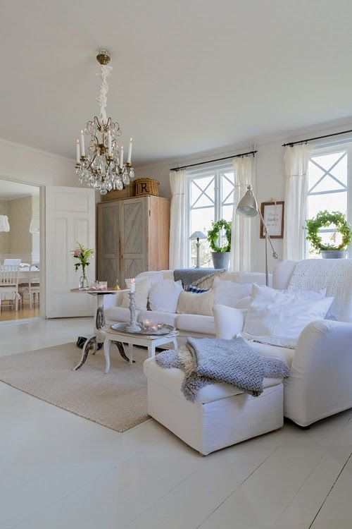 There Are Certain Elements In This Beautiful Room That I Love. From Jennys  Home And