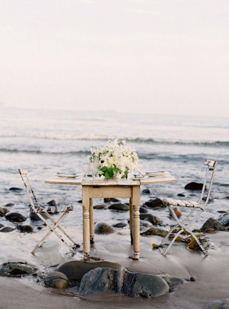 Romantic Dinner Table Decors