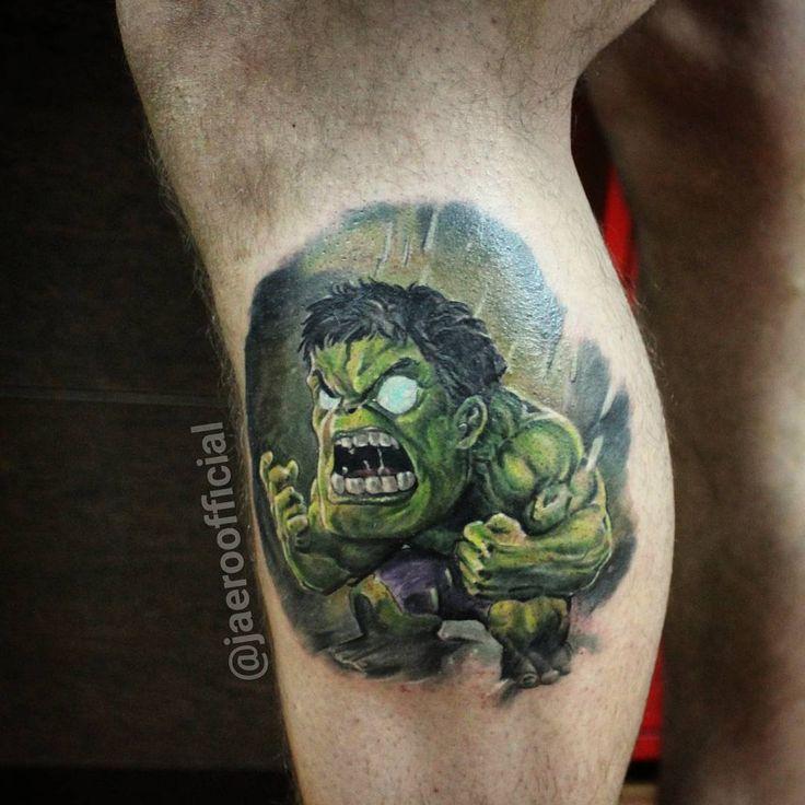 #hulk #hulktattoo #hulksmash #marvel #marveltattoo #tattoo #tattooart #ink #inked #cheyenne #worldfamousink #rtats #jaer_X #jaeroofficial #тату #татуировка #халк #tattoo_artwork