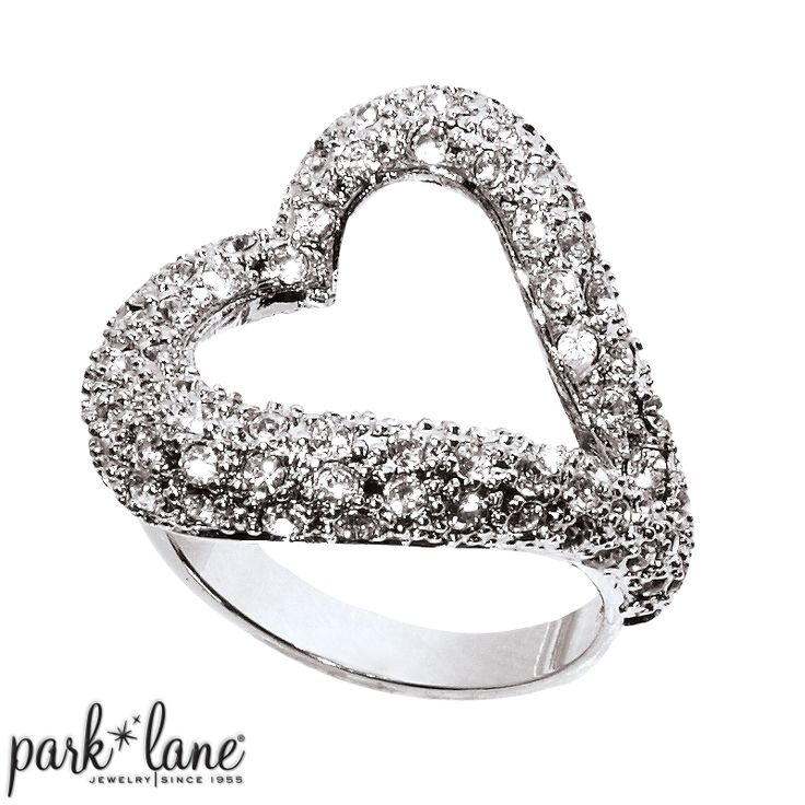 Captivate Ring | Park Lane Jewelry. I wear this ring a lot