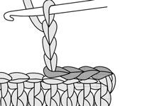 How to Decrease Blocks or Spaces in Filet Crochet - For Dummies