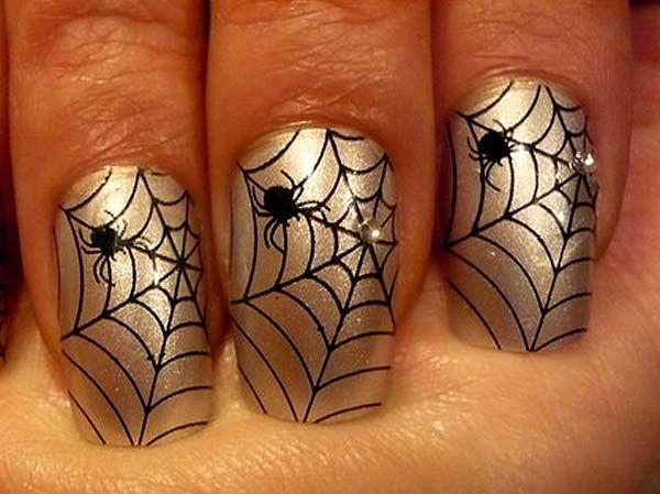 Искусство маникюра: Необычные и красивые рисунки на ногтях