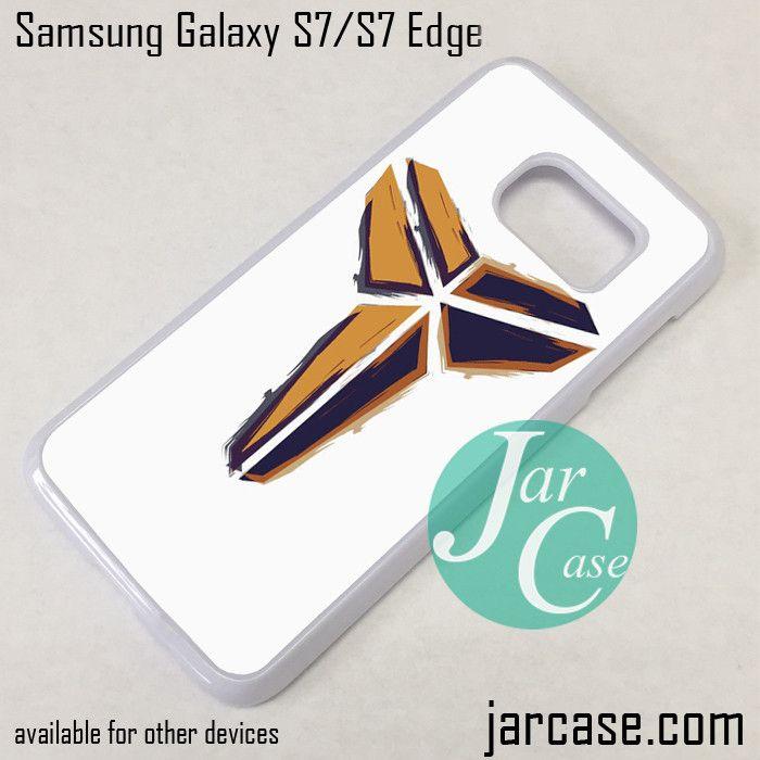 Kobe Bryant Logo 3 Phone Case for Samsung Galaxy S7 & S7 Edge