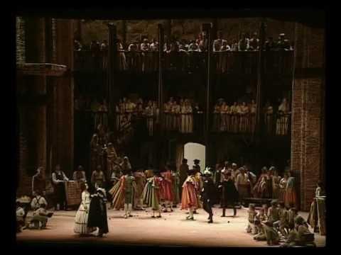 Georges Bizet Carmen PART  19 of 20 (Les voici + C'set toi? - C'est moi!...