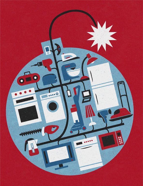 #vector #Illustration by John Holcroft