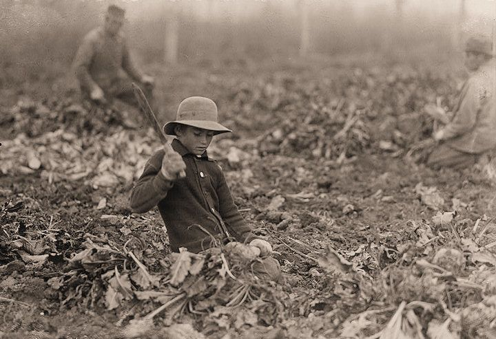 child labor laws in the 1800 s A new workforce during the industrial revolution introduction | wages and hours  this made it the us government's responsibility to monitor child labor.