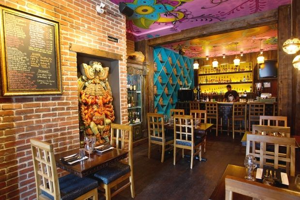 indian restaurant rasoi montreal - Google Search