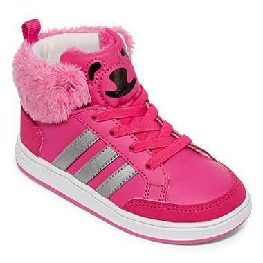 2abd6b3b adidas® BB Neo Zoo Toddler Girls Shoes - jcpenney | Kiddos | Toddler girl  shoes, Girls shoes, Shoes