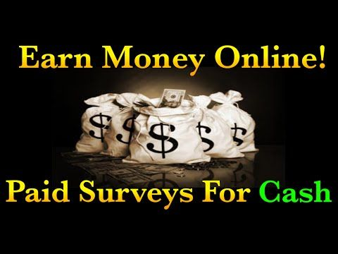 Earn Money Online - Paid Surveys For Cash -  http://www.wahmmo.com/earn-money-online-paid-surveys-for-cash/ -  - WAHMMO