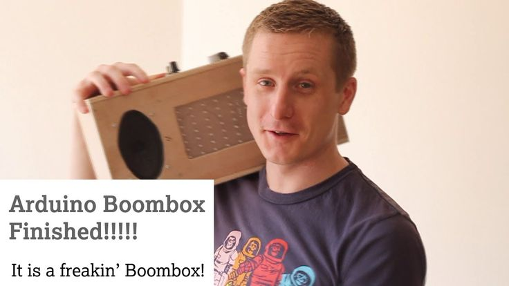Arduino Bluetooth Audio Boombox: Details and parts