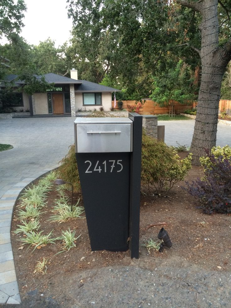 42 best mailbox ideas images on pinterest mailbox ideas for Mailbox ideas