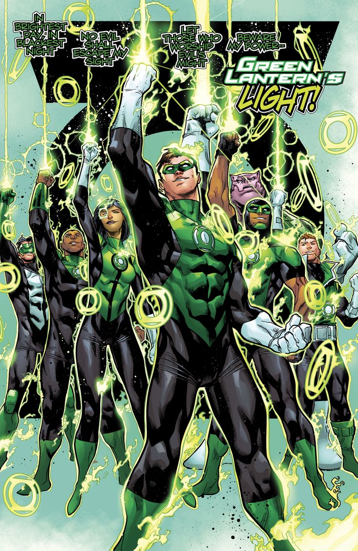 Green Lanterns  (2016-): Chapter 24 - Page 20