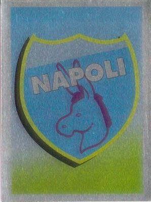 375 - Badge - Napoli - Calcio 93 - Merlin Stickers