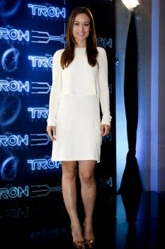 """2010 > """"Tron: Legacy"""" photocall and press conference in Mexico"""