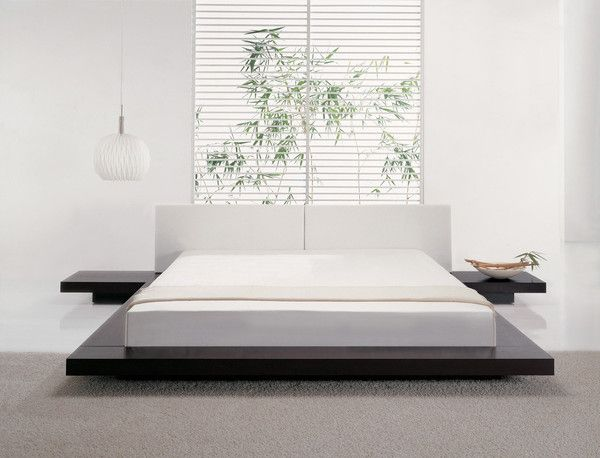 25 best ideas about Japanese platform bed on Pinterest