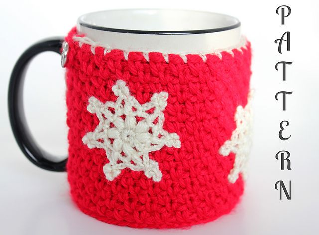 80 Best Crochet Coffee Cup Cozy Images On Pinterest Mug Coffee