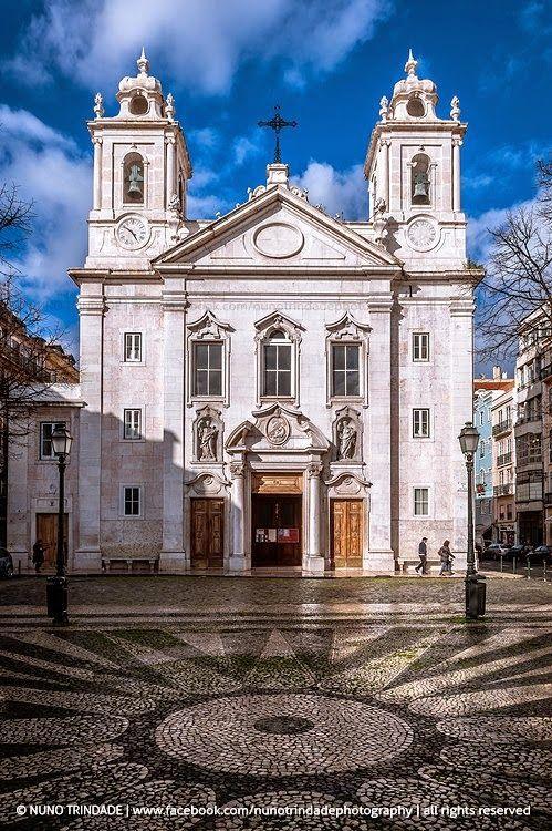 St Roque Church -Bairro Alto de Lisboa | Portugal Turismo