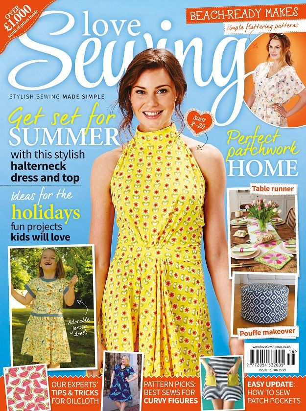 Love Sewing issue 16