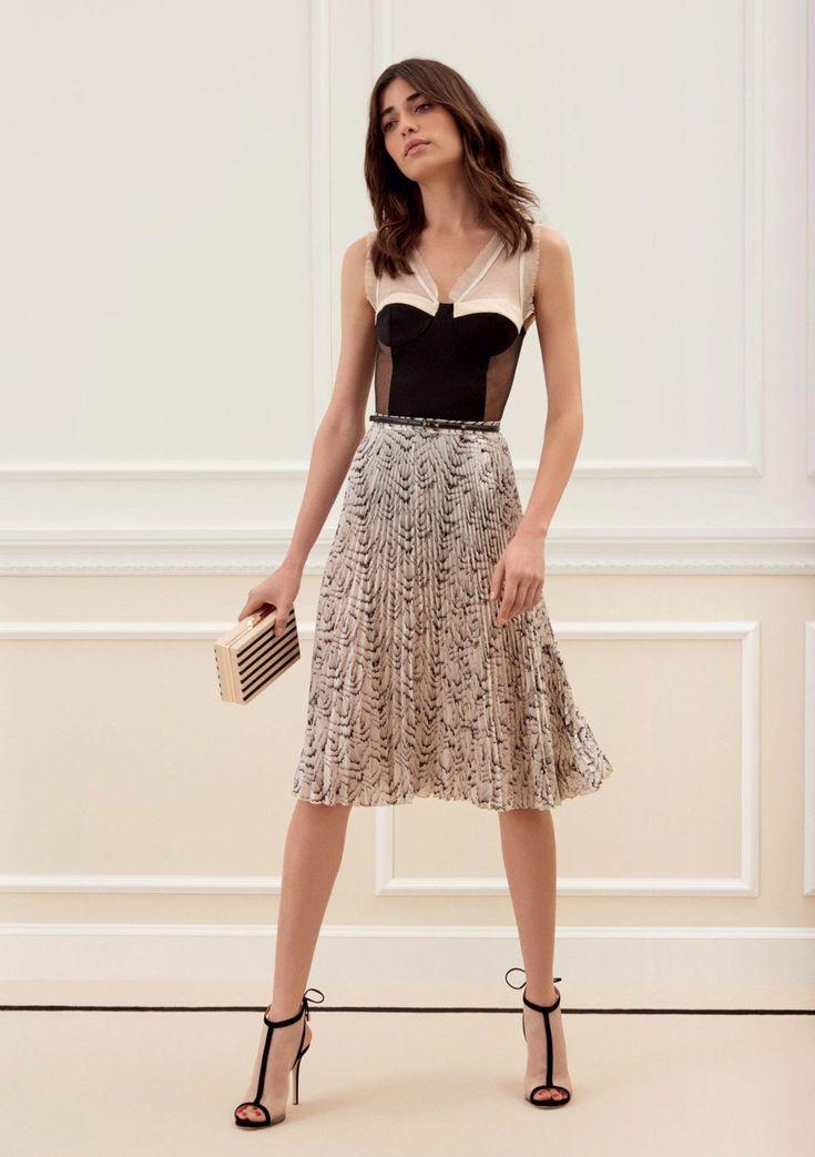 обувь телесного цвета к летнему платью