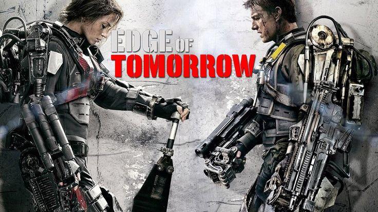 """Mon avis cinéma sur un film à voir ABSOLUMENT, """"Edge of Tomorrow"""" J'ai adoré !!!! Un film de dingue !!! Toujours pas remise Ne le loupez pas celui-là ! Mon avis et la BA sur mon blog"""