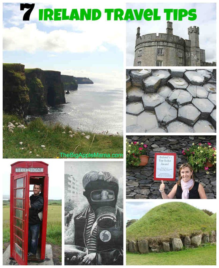 Traveling to Ireland? I have some great tips!