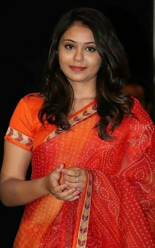 saree Indian bhabhi