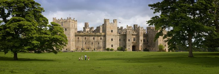 Raby Castle behinds it dramatic exterior and elaborate architecture discover stunning interiors, fine artwork and furniture see this with a trip to the grounds find out more at http://www.thisisdurham.com/things-to-do/raby-castle-p22771