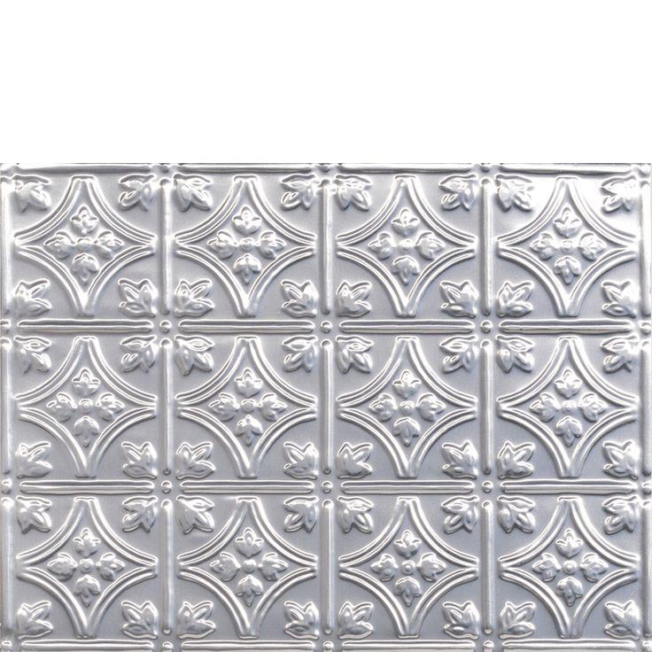 Princess Victoria Aluminum Backsplash Tile 0604