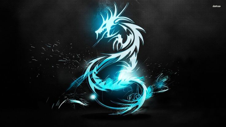 Blue Dragon HD Wallpapers 9  #BlueDragonHDWallpapers #BlueDragon #hdwallpapers #wallpapers