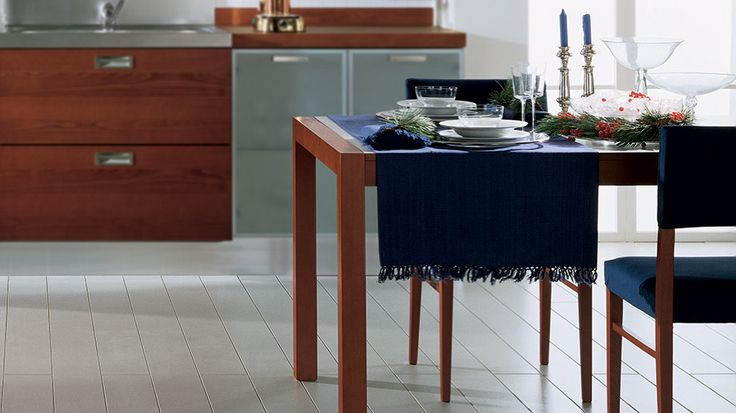 Toledo table. #Scavolini