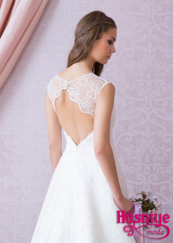 #weddingdress #wedding #2017WeddingDress with a gorgeus back!