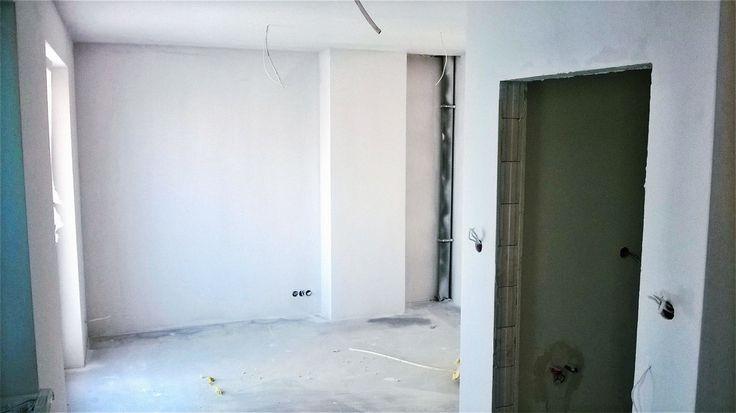 Budowa mieszkań w Rumi - Osada Kazimierza - Czerwiec 2016