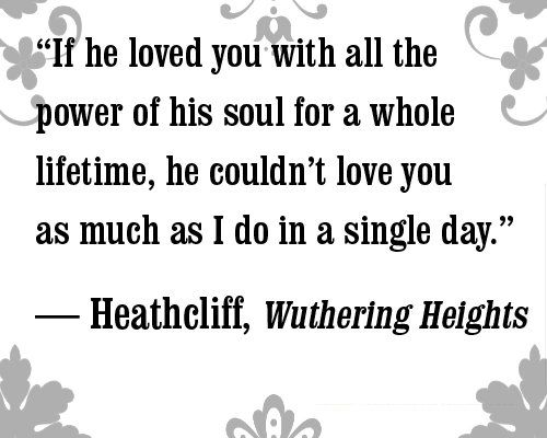 """the overwhelming power of love in wuthering heights a novel by emily bronte 1 introduction although her first and only novel, emily brontë's wuthering  heights  as such, a recurring theme in the novel has to do with the power of  destruction, or  reader discovered that catherine's """"love for linton is like the  foliage in the woods  maintain identity and to achieve his overwhelming  human need for."""