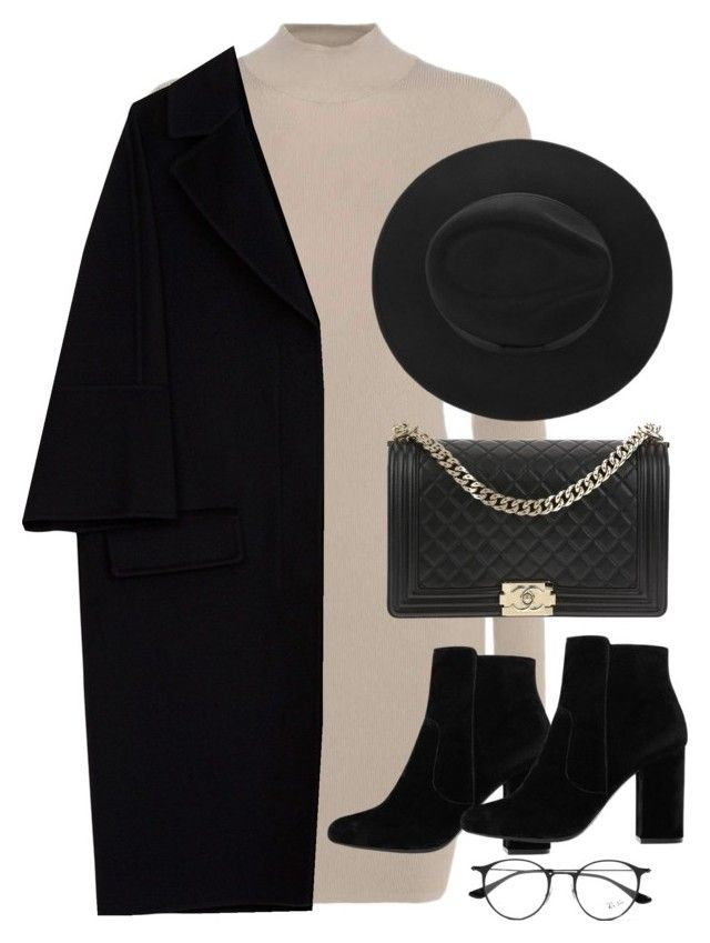"""""""Untitled #2912"""" by theaverageauburn on Polyvore featuring adidas Originals, Chanel, MANGO, Marni and Ray-Ban"""