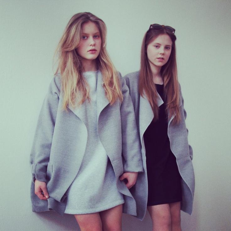 MARA coat by PolaandFrank http://www.facebook.com/kavalki
