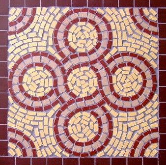mosaic patterns mosaic art roman mosaics to visit in great britain the united - Ancient Rome Designs