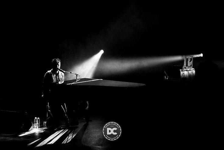 Concert photography. Pablo López en Badajoz