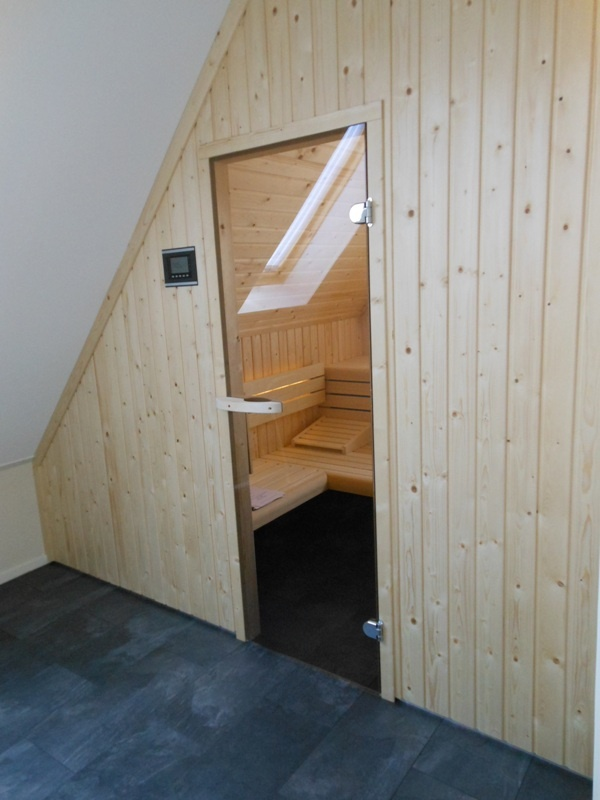 maatwerk Bodyfit sauna