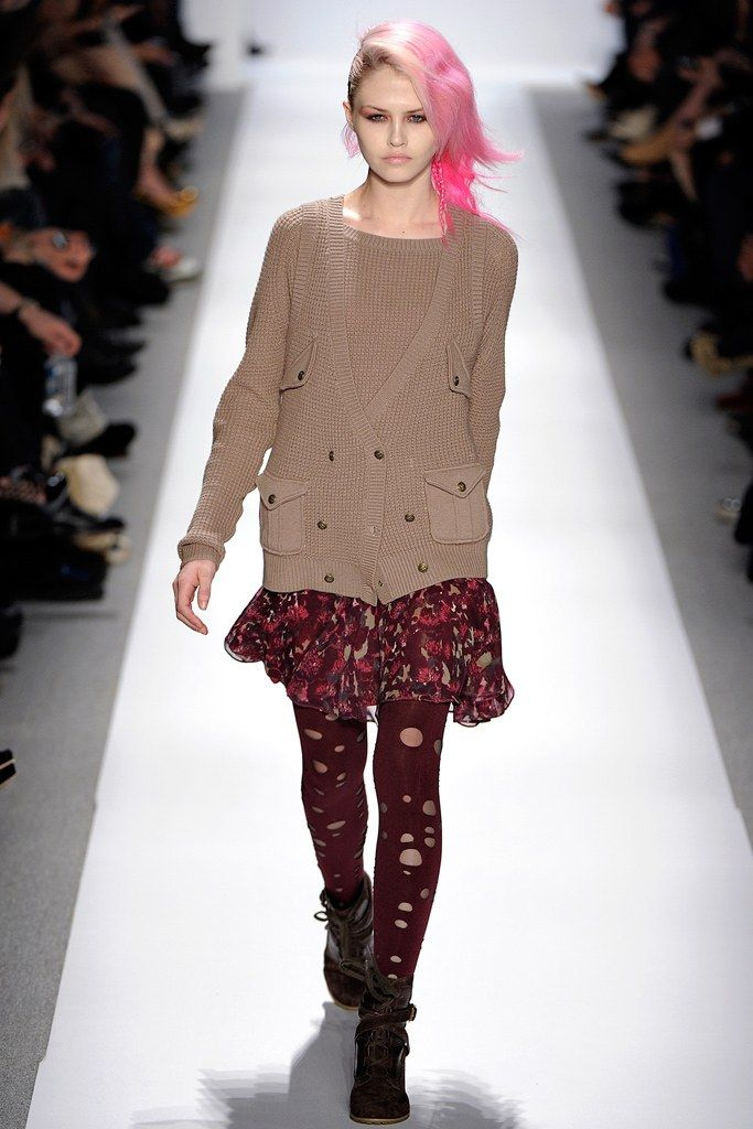 Charlotte Ronson Fall 2011 Ready-to-Wear Fashion Show - Charlotte Free