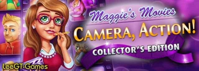 LeeGT-Games: Maggie's Movies: Camera, Action! Collector's Editi...