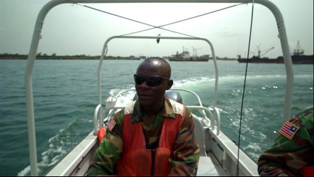 The International Maritime Organization warns that crime syndicates are thriving in the Gulf of Guinea. West Africa is becoming a hot spot for piracy. Al Jazeera's Nicolas Haque reports from Monrovia.