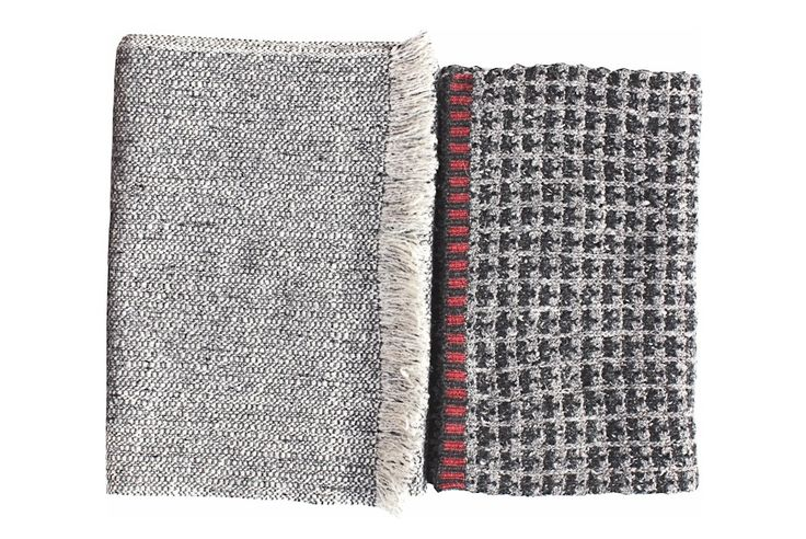 Walker + Shezan | McKernan Woollen Mills | Handmade scarves | Made in Ireland